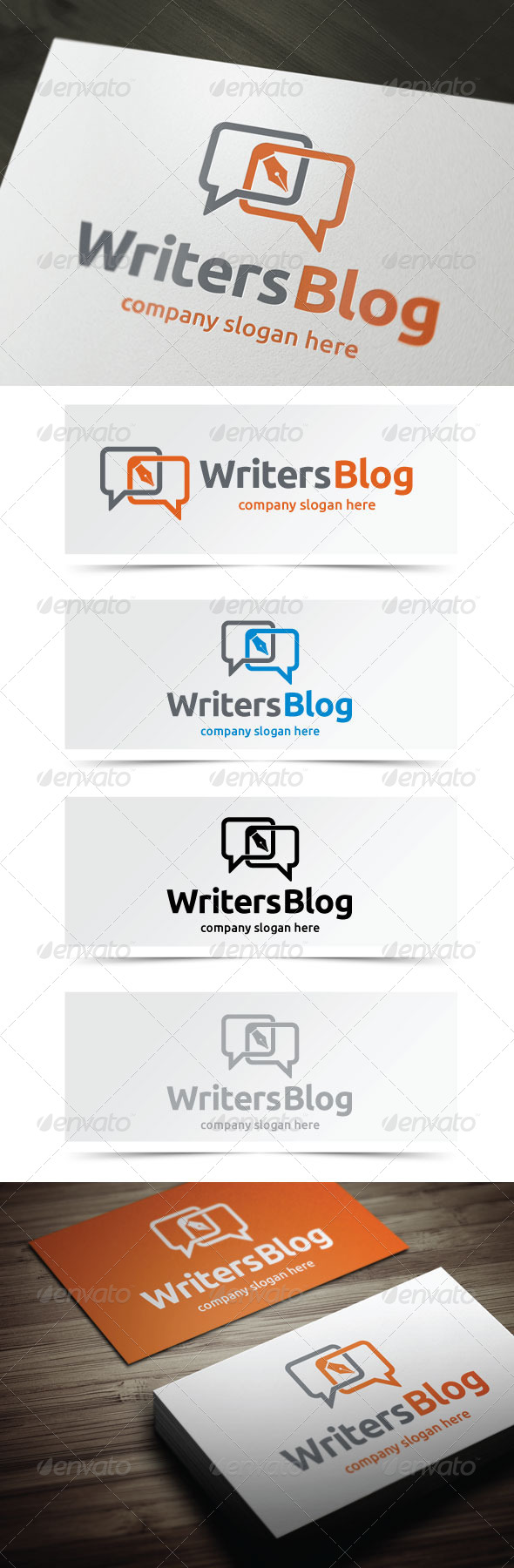 GraphicRiver Writers Blog 5262060