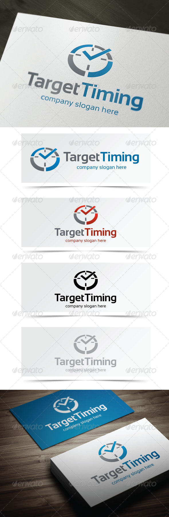 GraphicRiver Target Timing 5262063