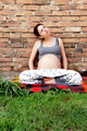 Young pregnant woman - PhotoDune Item for Sale