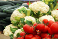 Vegetables on market - PhotoDune Item for Sale