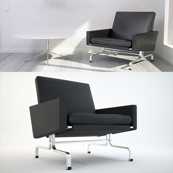 3DOcean PK31 Design Chair 5262390