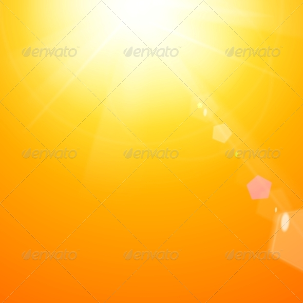 GraphicRiver Shiny Sunburst 5263249