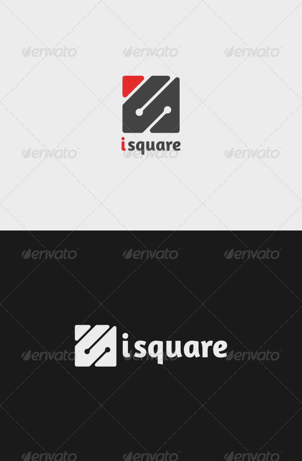 I Square Logo