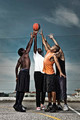 Street basketball team - PhotoDune Item for Sale
