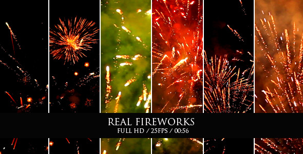 Real Fireworks