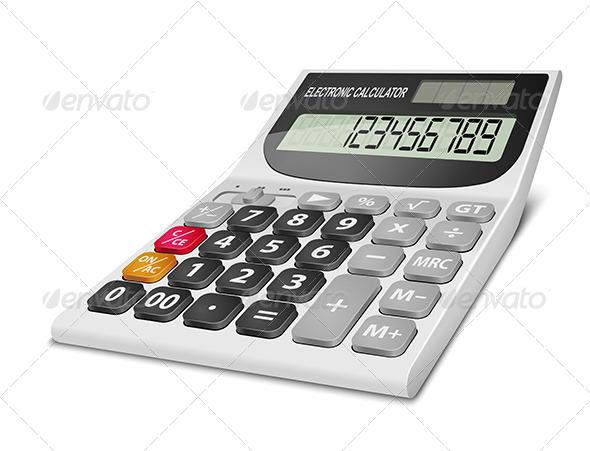 GraphicRiver Calculator 5266263