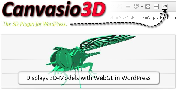 CodeCanyon Canvasio3D 5245903
