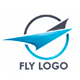 Fly Logo - GraphicRiver Item for Sale