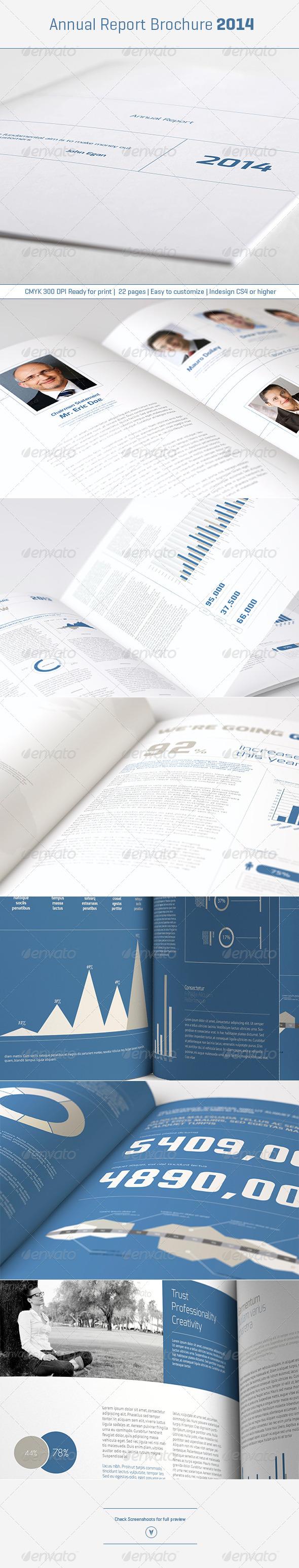 GraphicRiver Annual Report Brochure 5269154