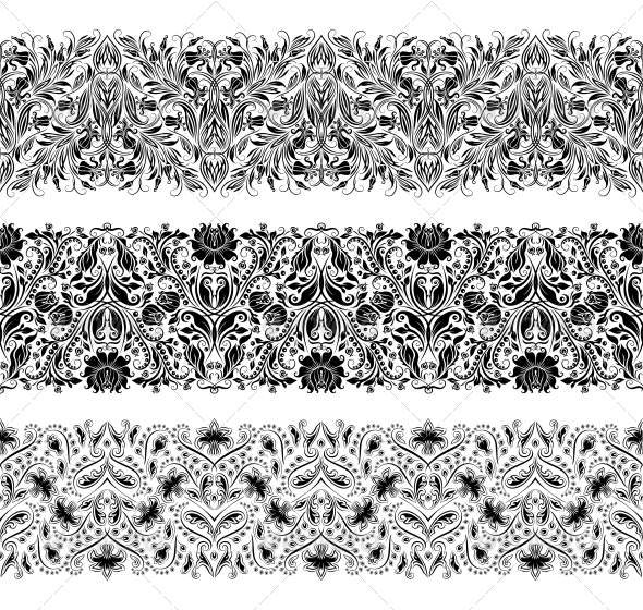 GraphicRiver Horizontal Elements Decoration 5269177