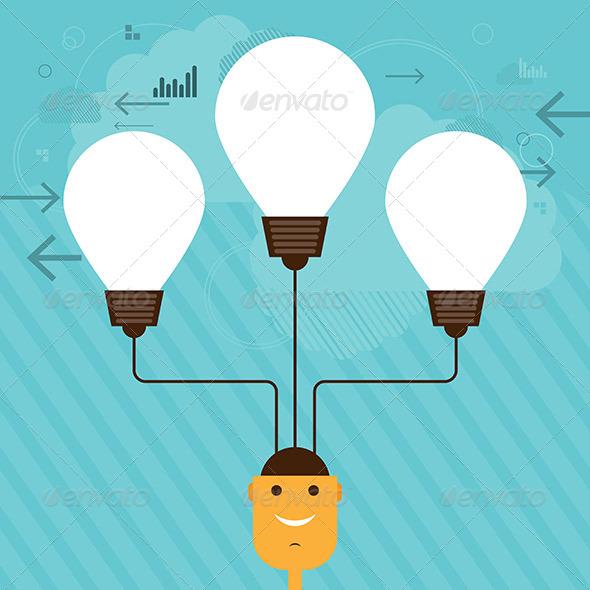 GraphicRiver Idea Management 5269697