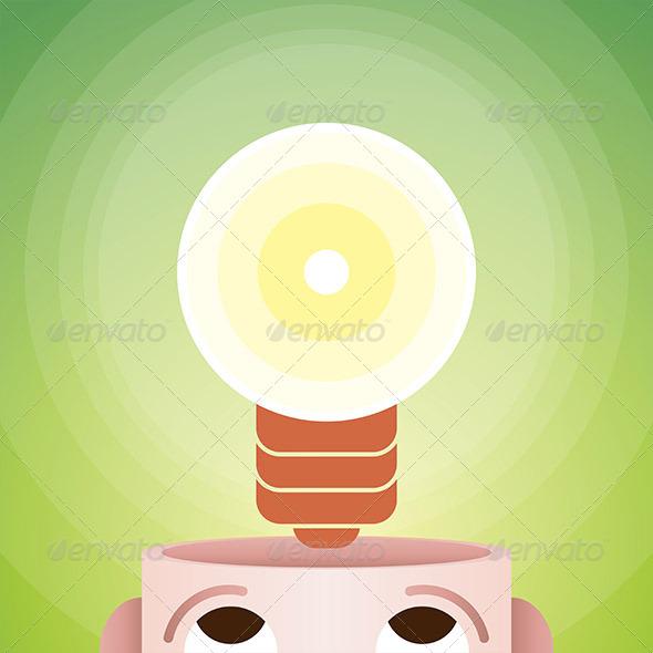 GraphicRiver The Idea 5269758
