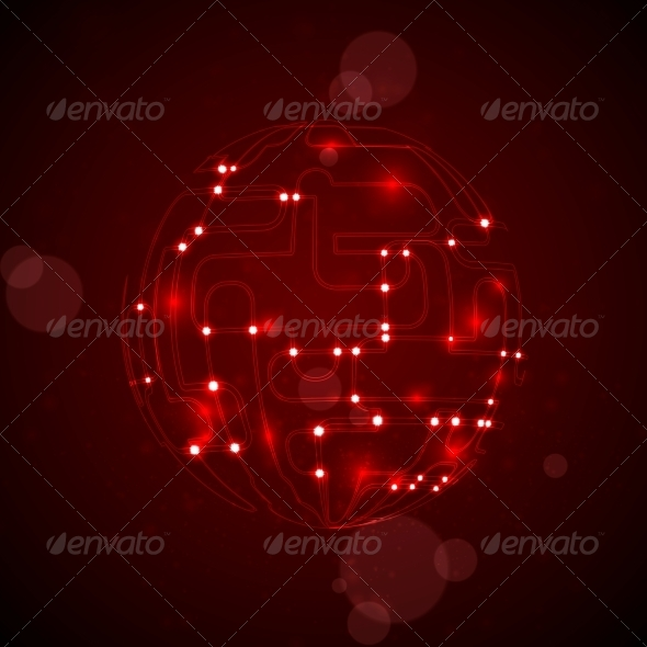GraphicRiver Abstract Vector Background 5269775