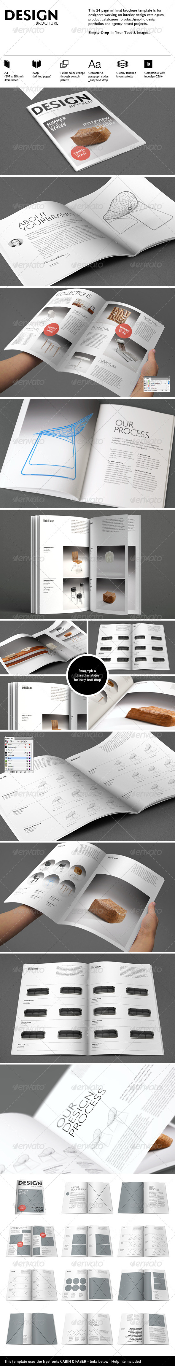 Interiors Brochure - Catalogs Brochures