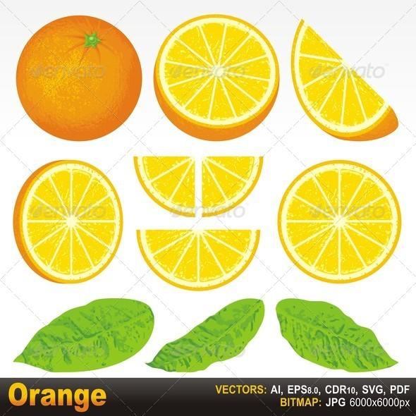 GraphicRiver Orange 5270483