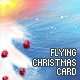 Flying Christmas Card