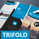 Modern & Corporate Trifold Brochure Template - GraphicRiver Item for Sale