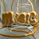 3D Music Text - GraphicRiver Item for Sale