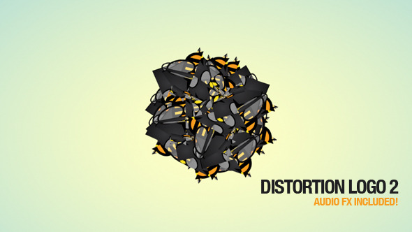 Distortion Logo 2