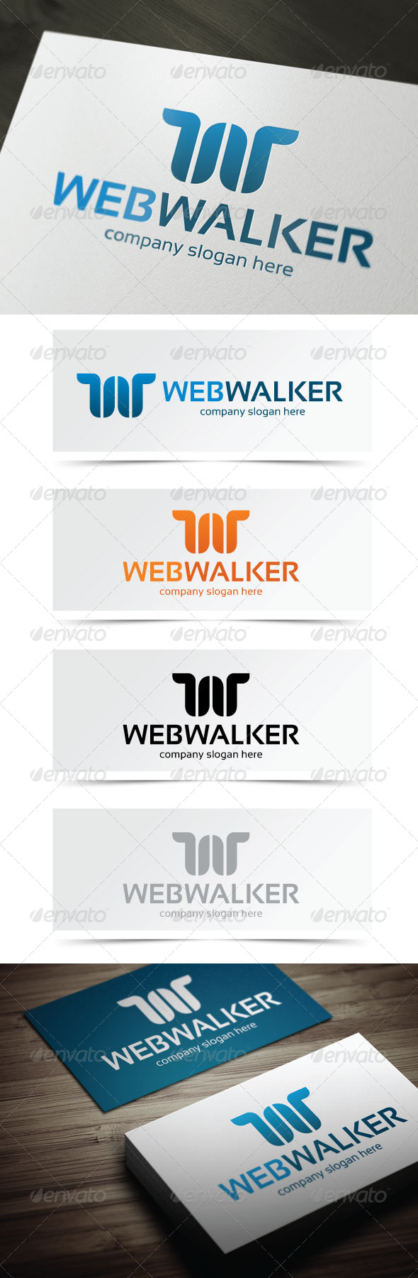 GraphicRiver Web Walker 5275429