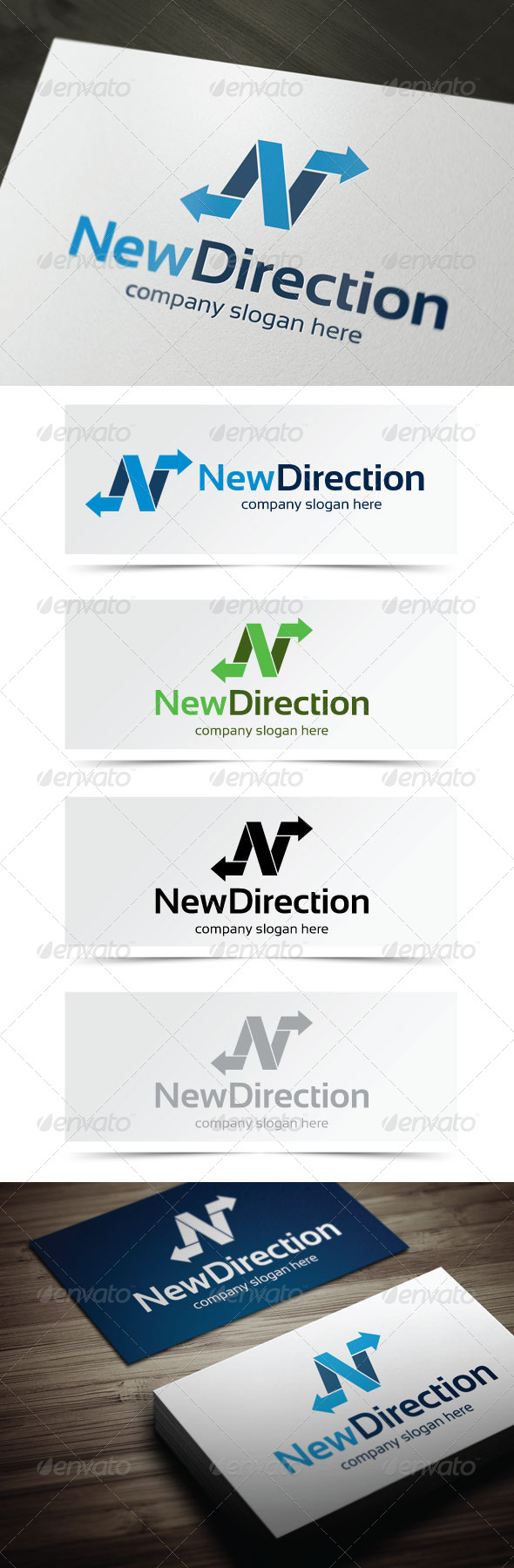 GraphicRiver New Direction 5275447