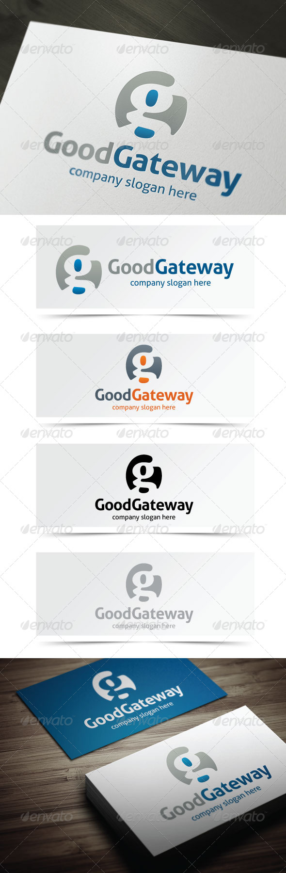 GraphicRiver Good Gateway 5275450