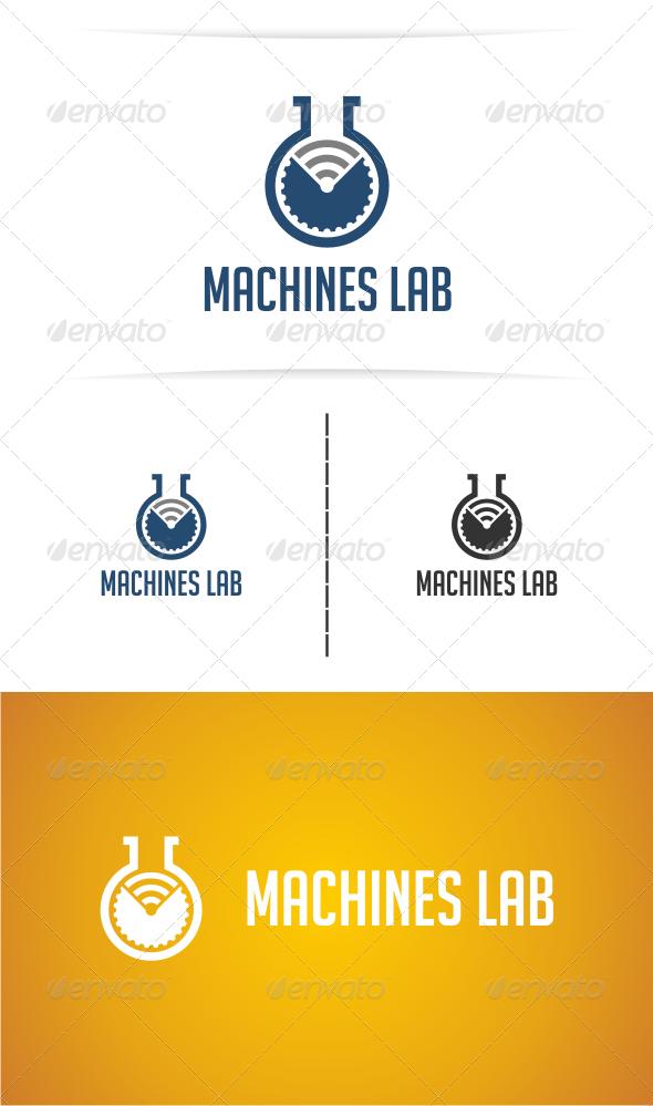 GraphicRiver Machines Lab 5276982