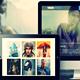 Link toTredd studio - responsive single page portfolio
