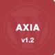 AxiaMobile – Corporate Mobile | WordPress & HTML5  Free Download