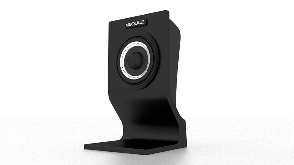 Modern Speaker - 3DOcean Item for Sale