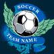 Grunge soccer T-shirt design - GraphicRiver Item for Sale