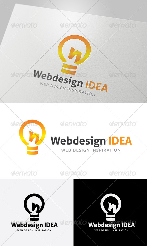 GraphicRiver Web Design Idea 5280124