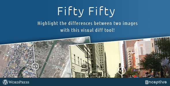 CodeCanyon Fifty Fifty A visual diff tool 5280339