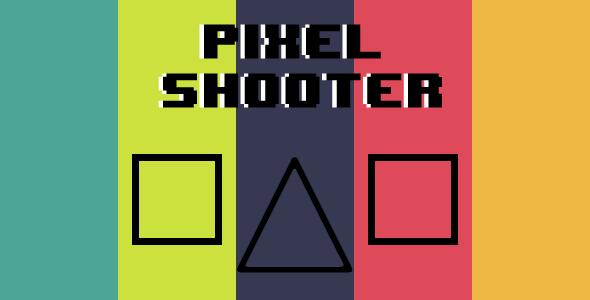 CodeCanyon Pixel Shooter 5280420