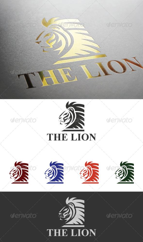 GraphicRiver The Lion 5280670