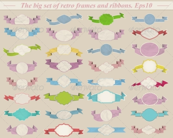 GraphicRiver Big Set of Web Buttons 5282196