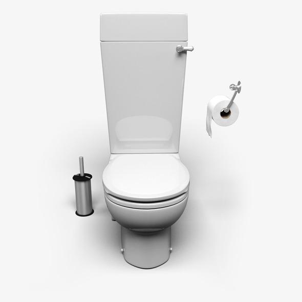 3DOcean Toilet 5283041