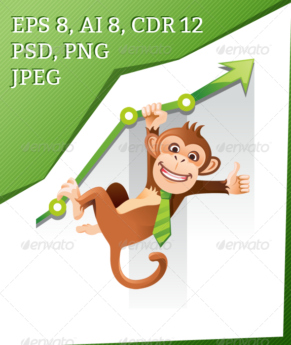 GraphicRiver Monkey Business 5283042