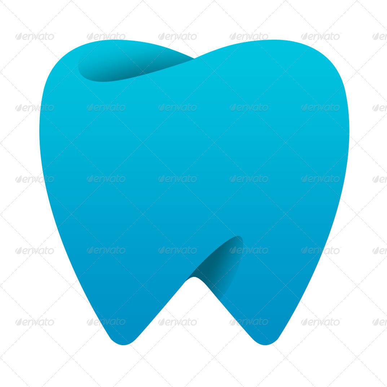 Modern Dental Logo Template by wannabewebdesigner
