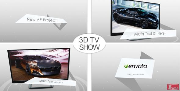 3D TV Show