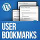 User Bookmarks for WordPress - CodeCanyon Item for Sale
