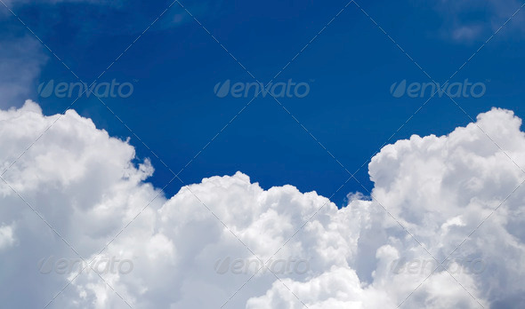 Cloudscape - Stock Photo - Images