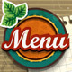 Menu Pizza with Sheet - GraphicRiver Item for Sale
