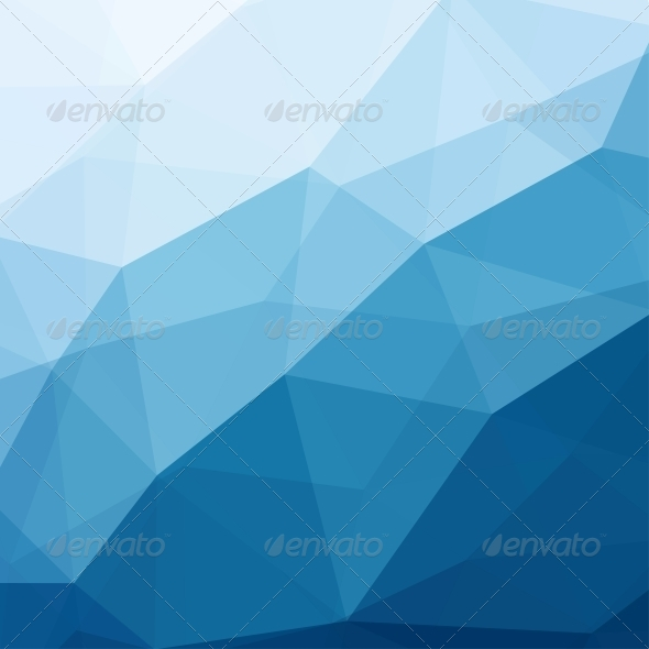 GraphicRiver Abstract Blue Background 5287693