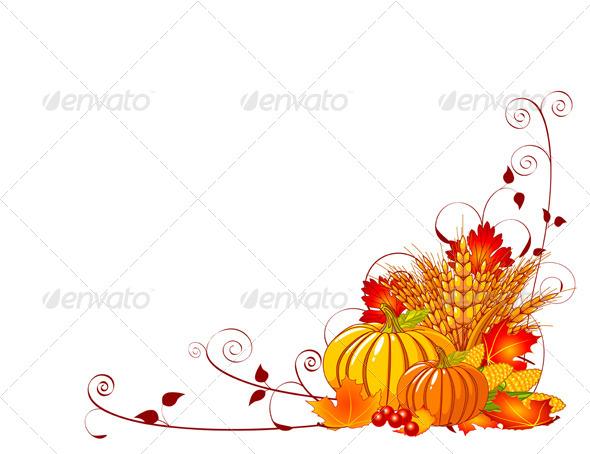 GraphicRiver Bountiful Harvest 5288974