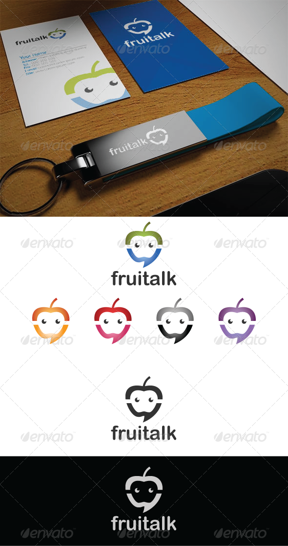 GraphicRiver Fruitalk 5280356