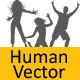 Ultimate Human Vectors Shape