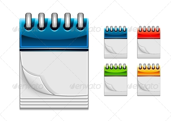 Four Simple Calendars
