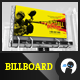 Paintball Extreme - Billboard - GraphicRiver Item for Sale