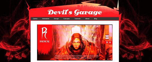 Devils garage